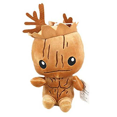 "Groot Baby 8"" From Guardians of the Galaxy Soft Plush Toy so Cute Kids Gift - 1"