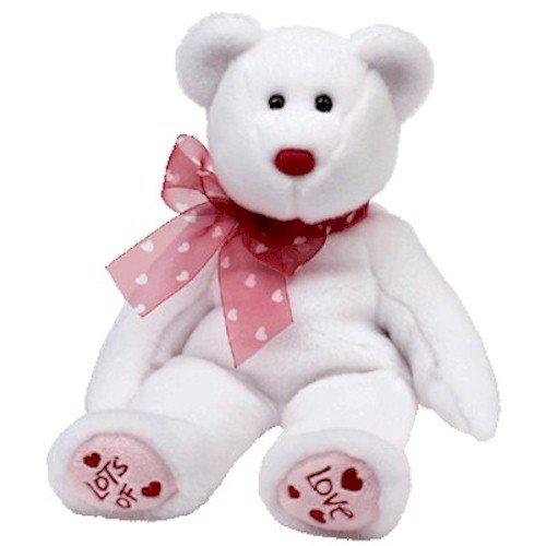 Ty Beanie Buddies Heartford - Valentine's Bear