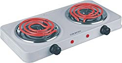 Orbon Double 1000W+1000WG Coil Induction Cooktop / Induction Cookers / Handy G Coil Cooktop