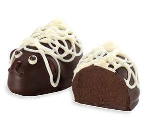 Moonstruck Chocolate Extra-Bittersweet Lamb Truffle