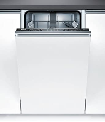 bosch spv50e00eu vollintegrierbarer geschirrsp ler a a 9 ma gedecke 48 db wei eco. Black Bedroom Furniture Sets. Home Design Ideas