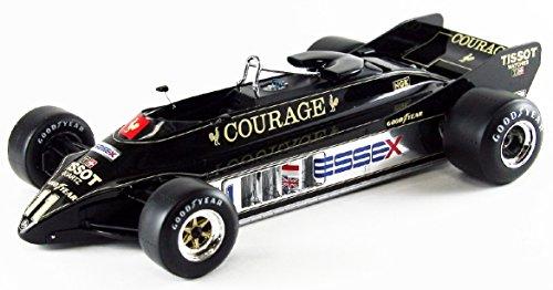 エブロ 1/20 チームロータス タイプ88B 1981