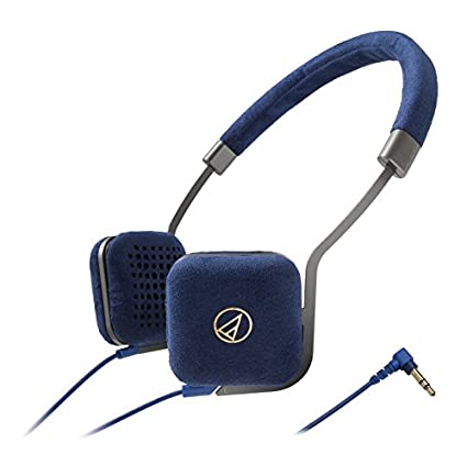 Audio-Technica ATH-UN1 On the Ear Headphone
