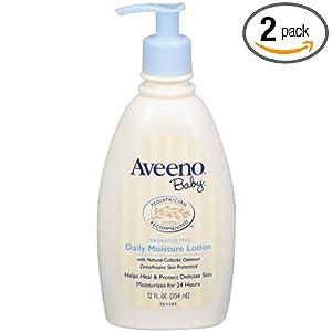 Aveeno海淘:aveeno baby 婴儿燕麦天然保湿乳液