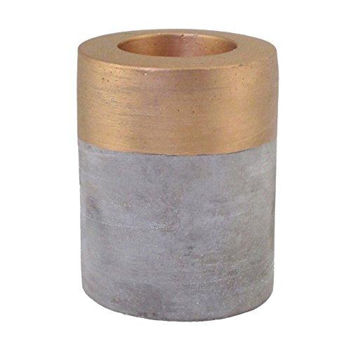 cement-teelichthalter-ca-9-x-7-cm-kerzen-teelicht-halter-aus-beton-gold-39