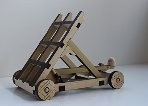 how to build a wooden catapult