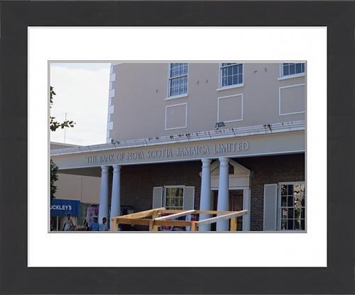 framed-print-of-bank-montego-bay