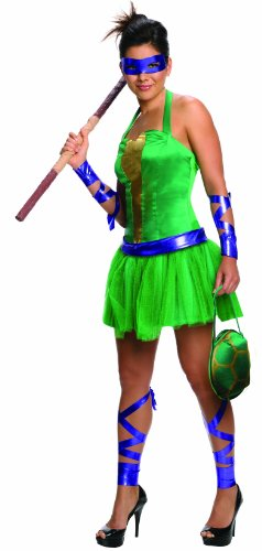 Nickelodeon Teenage Mutant Ninja Turtles Donatello Adult Female Costume