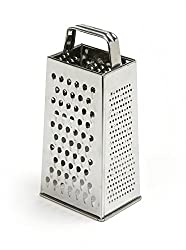 Dynore Stainless steel 4 way Carrot Grater and Slicer