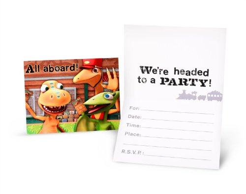 Dinosaur Train - Invitations Party Accessory