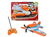Dickie Toys RC Inflatable Planes Dusty - juguetes de control remoto (AA, 1 x PP3)