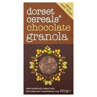 Dorset Cereals Chocolate & Macadamia Granola550g