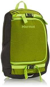 Marmot Men's Curbside Backpack - Green Lichen/Slate Grey, One Size (Old Version)