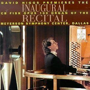 Organ Recital from Meyerson Hall, Dallas [IMPORT] from Delos
