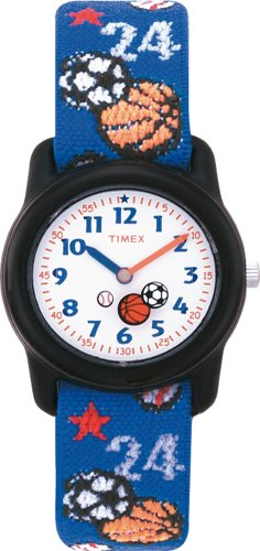 Timex Childrens Sports Stretch Band Watch T75201