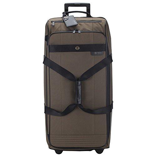 (トゥミ)TUMI T-Tech Gateway Tテックゲートウェイ LARGE WHEELED DUFFEL ラージ・ウィールド・ダッフル スーツケース カーキ 59041並行輸入品