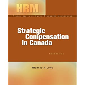 Strategic Compensation: A Human Resource Management Approach