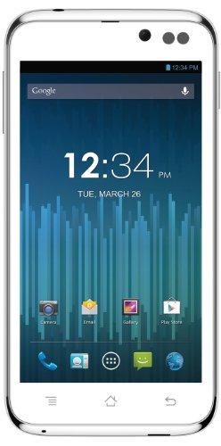 BLU Advance 4.5 Unlocked Dual SIM Phone (White)