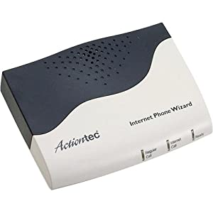 Actiontec VoSKY Internet Phone Wizard for Skype