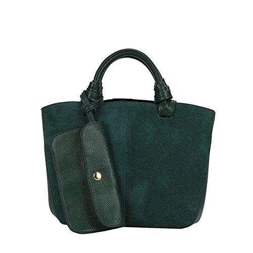 Sac européen et américain rétro épaule/Gommage paquet diagonale portable/sacs à main de mode