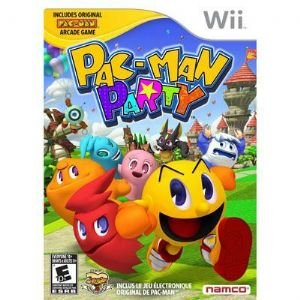 Pac-Man:30th Anniversary Wii