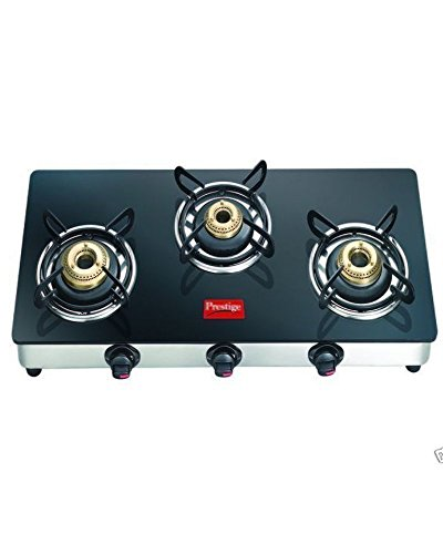 Prestige GTM 03L Gas Cooktop (3 Burner)