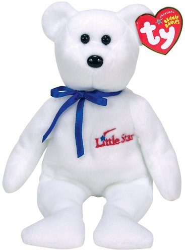 Ty Little Star - Bear