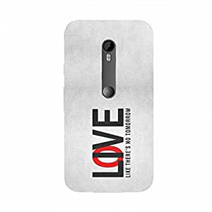 Back cover for Moto X Force LOVE LIVE