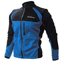 Cycling Bike Bicycle Jersey Wind Rain Jacket Vest Blue XL