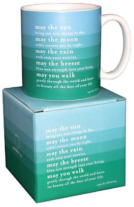 Quotable May The Sun Mug