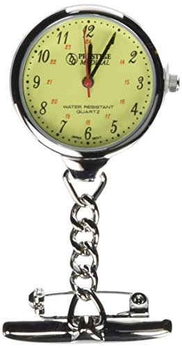 Prestige Medical Nurse Lapel Glow Watch