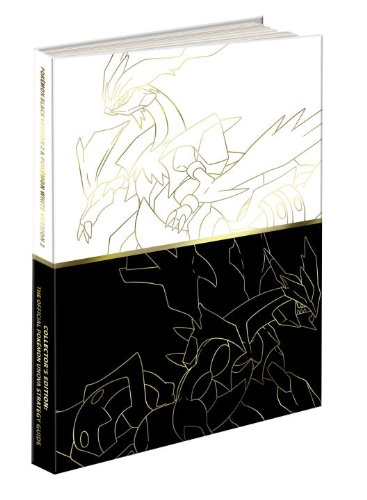 Pokemon Black Version 2 & Pokemon White Version 2 Collector's Edition Guide: The Official Pokemon Strategy Guide