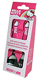 Zak! Designs Easy Grip Flatware, Children\'s Spoon and Fork with Hello Kitty, BPA-free Plastic and Stainless Steel