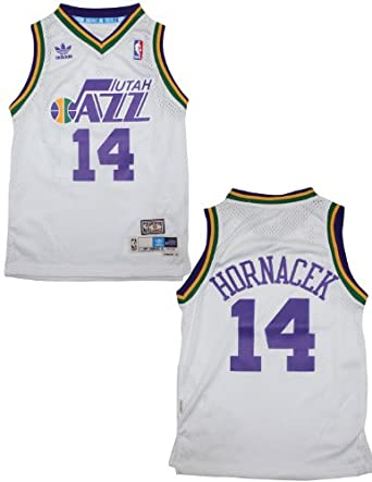 LIMITED EDITION: NBA Utah Jazz Hornacek #14 Youth Pro Quality Jersey by NBA