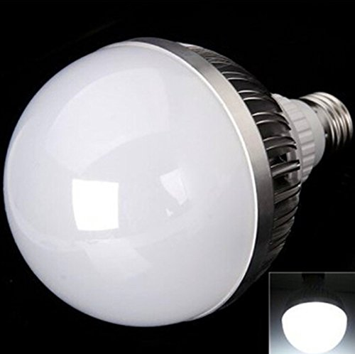 Domire Led E27 15W 1800Lm 6000-6500K 24 X Smd 5730 White Dimmable Ball Bulb - (85-265V)