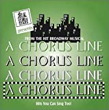 echange, troc  - From the Hit Broadway Musical A Chorus Line