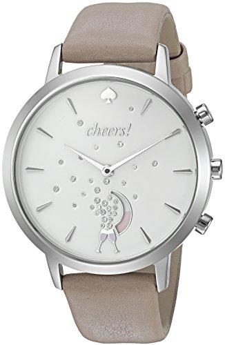 kate-spade-new-york-Womens-KST23101-Grand-Metro-Grey-and-Silver-Hybrid-Smartwatch