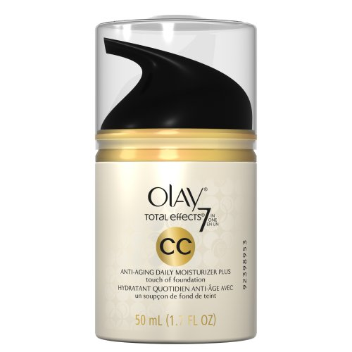 Olay CC Cream - Total Effects Daily Moisturizer