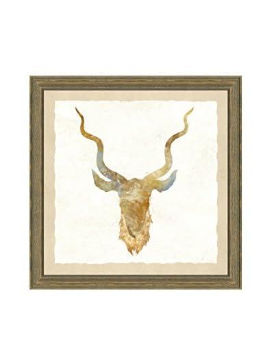 Art Source Mammal Head Print I, Multi