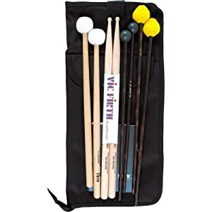 Amazon.com: Vic Firth Intermediate Education Pack (includes SD2, M3