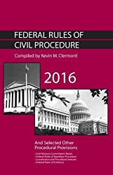Federal Rules of Civil Procedure and Selected Other Procedural Provisions by Lafave Wayne R