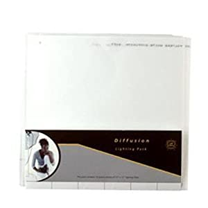"""12"""" x 12"""" Diffusion Filter Lighting Pack - 12 Sheets"""