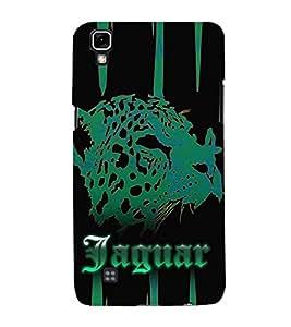 Jaquar Cheeta Art Cute Fashion 3D Hard Polycarbonate Designer Back Case Cover for LG X Power :: LG X Power K220DS K220