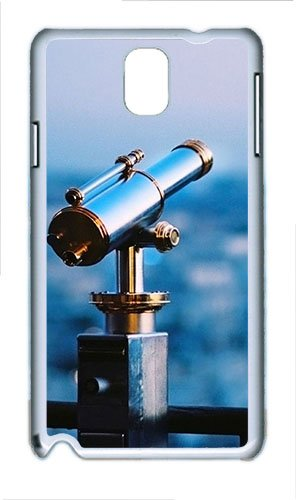 Samsung Galaxy Note 3 N9000 Case,Astronomical Telescope Pc Hard Plastic Case For Samsung Galaxy Note 3 N9000 Whtie