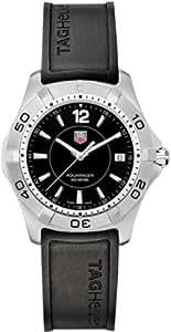 TAG Heuer Men's WAF1110.FT8009 2000 Aquaracer Quartz Watch