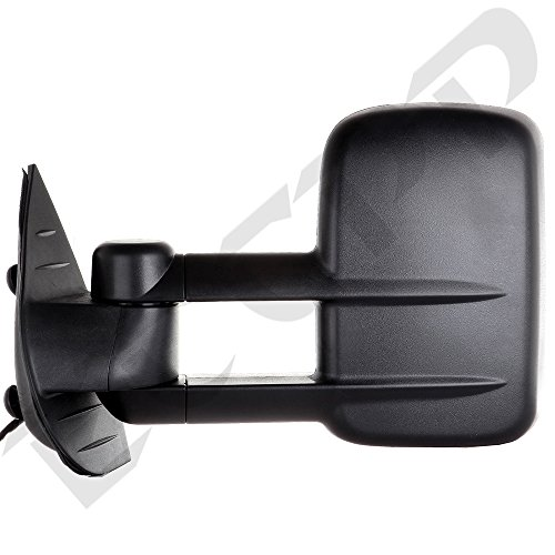 Eccpp 174 Towing Mirrors For 2008 2013 Chevy Avalanche Tahoe