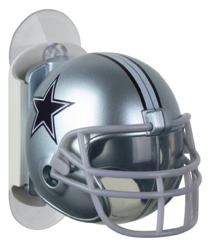 Flipper Nfl Helmet Toothbrush Holder - Dallas Cowboys