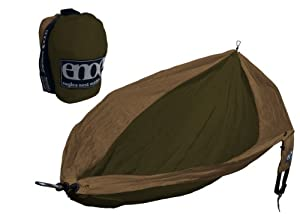 Eagles Nest Outfitters Doublenest Hammock Khakiolive by Eagles Nest Outfitters