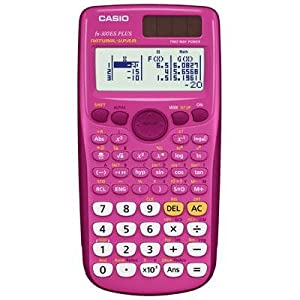 Brand New Scientific Calculator Pink: Amazon.co.uk: Kitchen & Home