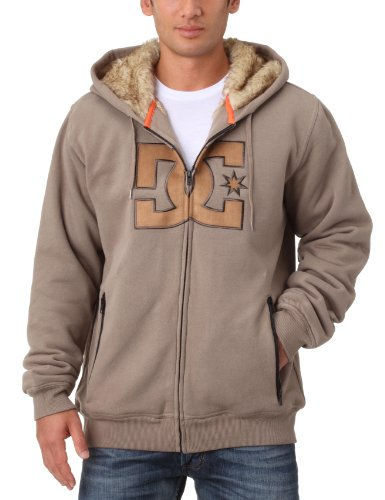 Dc Rabid ziphood Sienna brown Small